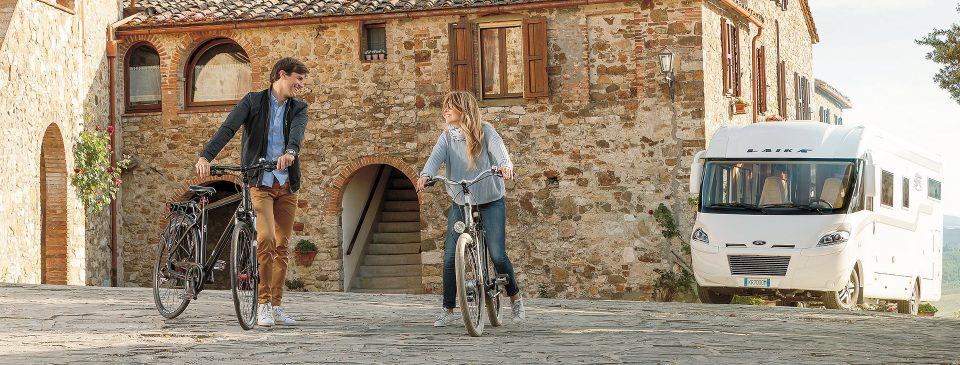 Vacation in Tuscany