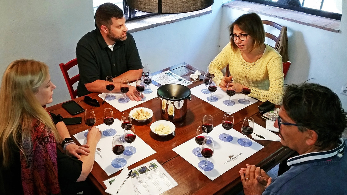 Winemakers for a Day
