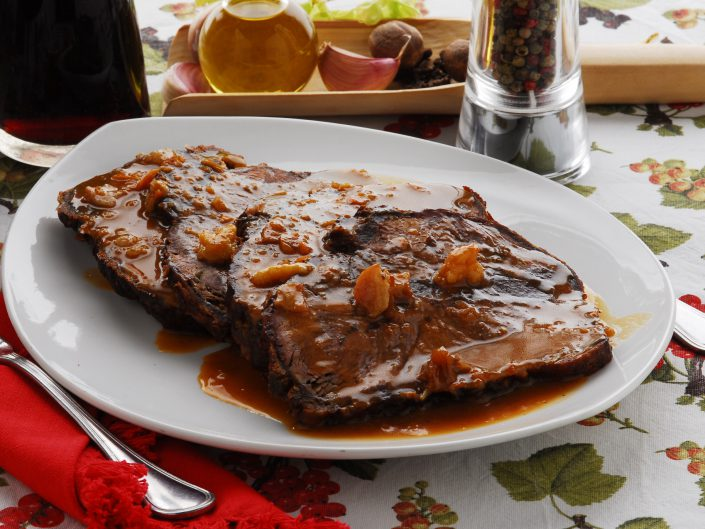 Braised Beef - Brasato