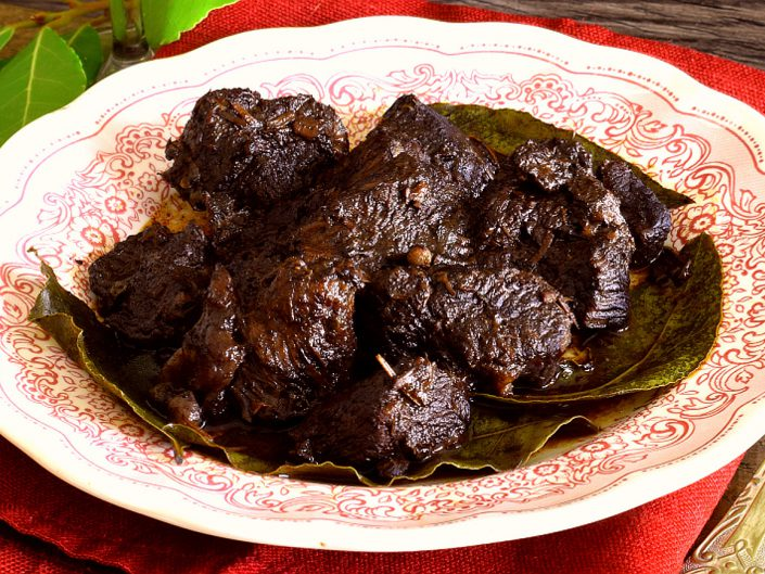 Stewed Beef Imprunetina