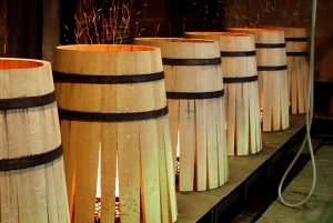 Toasting Barriques